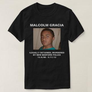 Malcolm Gracia tee