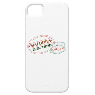 Maldives Been There Done That iPhone 5 Case