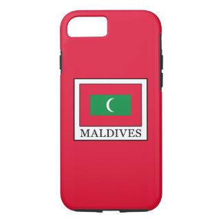 Maldives Case-Mate iPhone Case