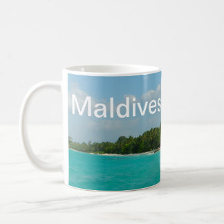 Maldives Coffee Mug