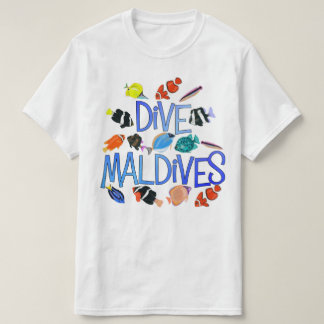 Maldives Dive Safari Tshirt