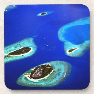 Maldives Drink Coasters