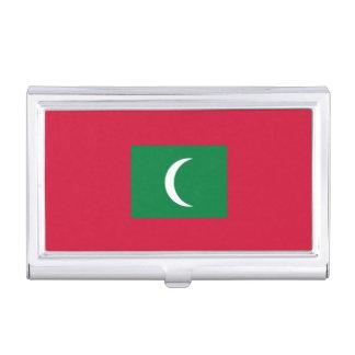 Maldives Flag Case For Business Cards