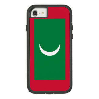 Maldives Flag Case-Mate Tough Extreme iPhone 8/7 Case