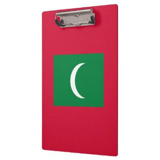Maldives Flag Clipboards