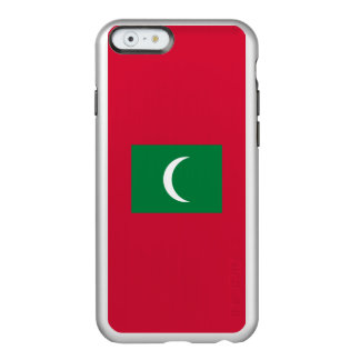 Maldives Flag Incipio Feather® Shine iPhone 6 Case