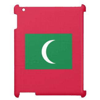 Maldives Flag iPad Cases