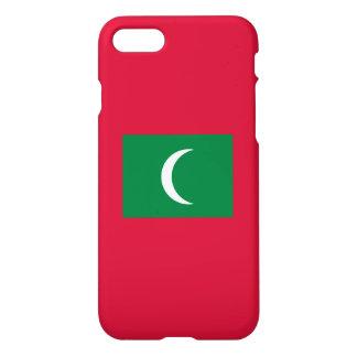 Maldives Flag iPhone 8/7 Case