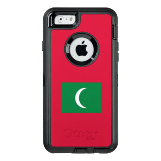 Maldives Flag OtterBox iPhone 6/6s Case