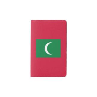 Maldives Flag Pocket Moleskine Notebook