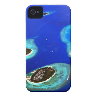 Maldives iPhone 4 Case-Mate Case