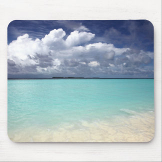 Maldives island Mousepad