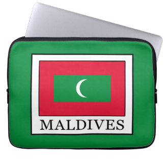 Maldives Laptop Sleeve
