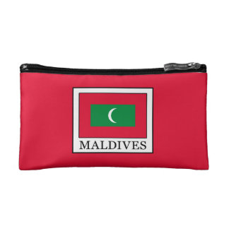 Maldives Makeup Bag
