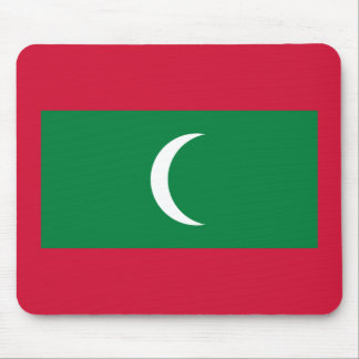 maldives mouse pad