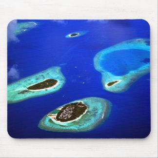 Maldives Mouse Pad