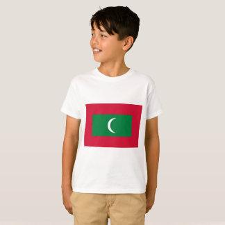 Maldives National World Flag T-Shirt