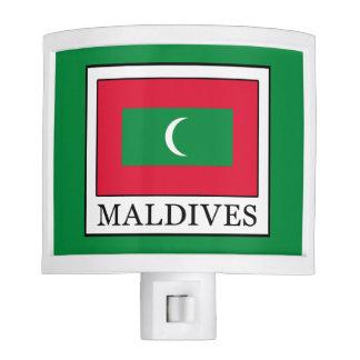 Maldives Nite Lights