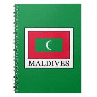 Maldives Notebooks
