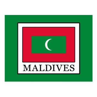 Maldives Postcard