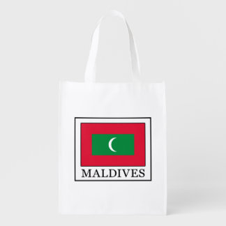 Maldives Reusable Grocery Bag