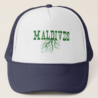 Maldives Roots Trucker Hat