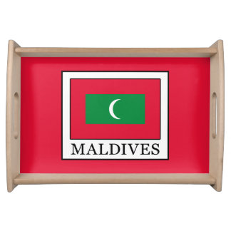 Maldives Serving Tray