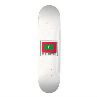 Maldives Skateboard Deck