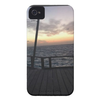 Maldives Sunset iPhone 4 Covers