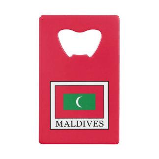 Maldives Wallet Bottle Opener
