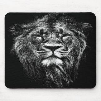 male asiatic lion mousepad