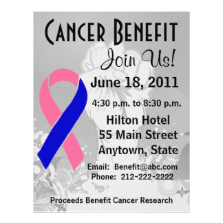 Male Breast Cancer Personalized Benefit Flyer