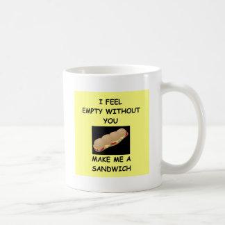 male chauvinist pig mug