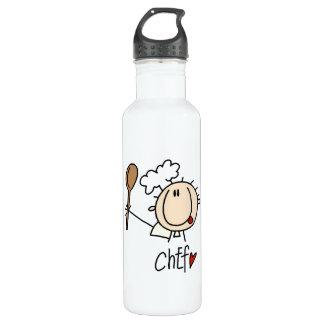 Male Chef 710 Ml Water Bottle