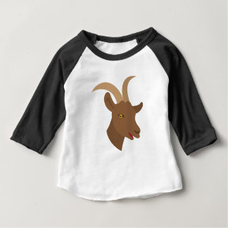 male cute goat face baby T-Shirt