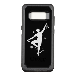 Male Dancer with Stars OtterBox Commuter Samsung Galaxy S8 Case