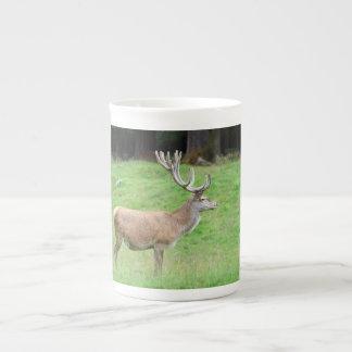 male deer tea cup