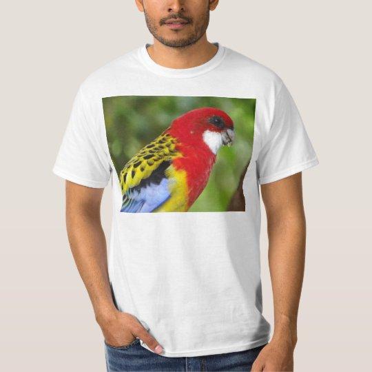 Male Eastern Rosella T-Shirt