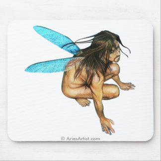 male faerie mouse pad