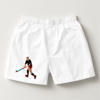Male Field Hockey Player Boxers