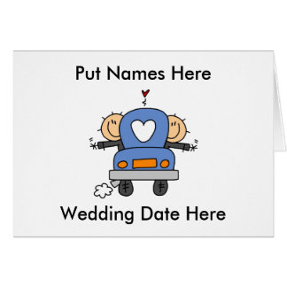 Male Gay Wedding To Customize Card