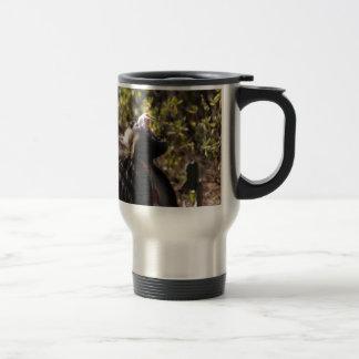Male gelada baboon (Theropithecus gelada) Travel Mug