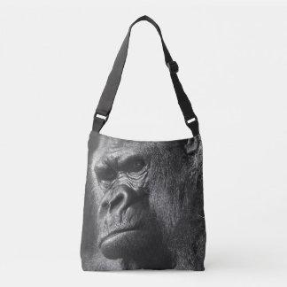 Male Gorilla Crossbody Bag