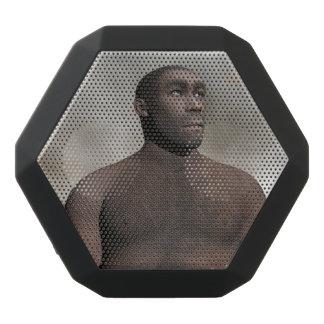 Male homo erectus - 3D render Black Bluetooth Speaker