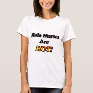 Male Nurses Are Hot T-Shirt
