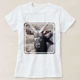 Male Nyala T-Shirt