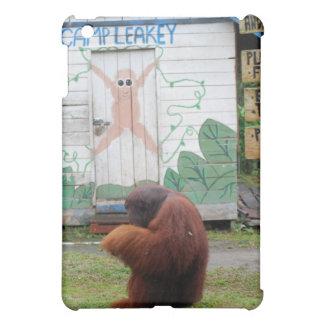 Male Orangutan King at Camp Leakey Borneo iPad Mini Covers