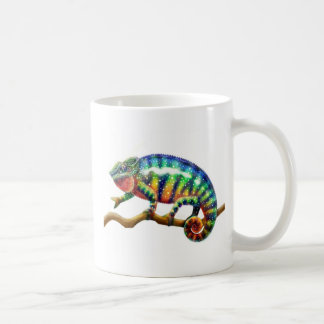 Male Panther Chameleon Mug