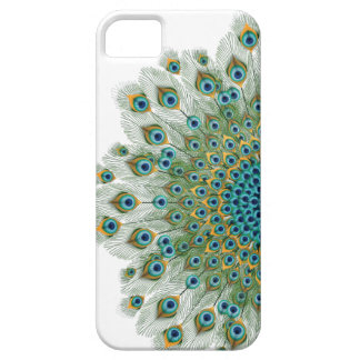 Male Peacock Colorful Mandala Case For The iPhone 5