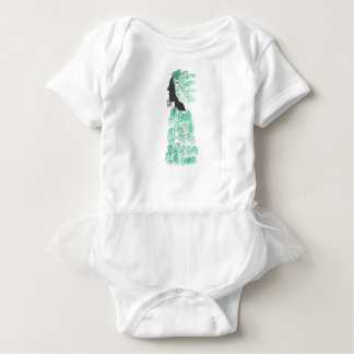 Male Pine Spirit Baby Bodysuit
